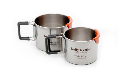 Kelly Kettle Camp Cup set