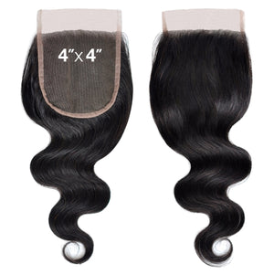 Free Part Closure - LUX Hair