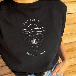 Plastic-Free Seas Top