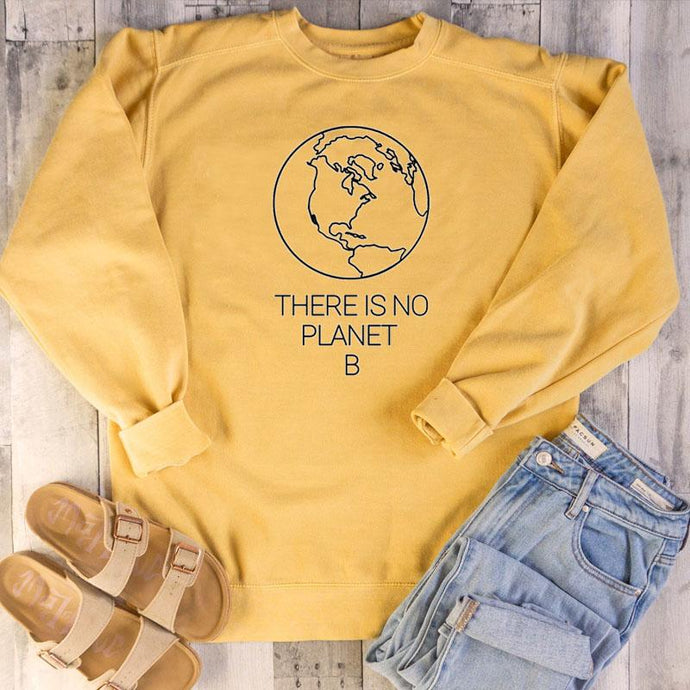 There Is No Planet B Sweater