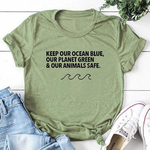 Keep Our Ocean Blue
