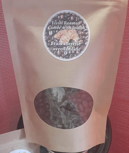 Canadian Moringa Roasted coffee package