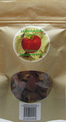 Dehydrated Apple Chips