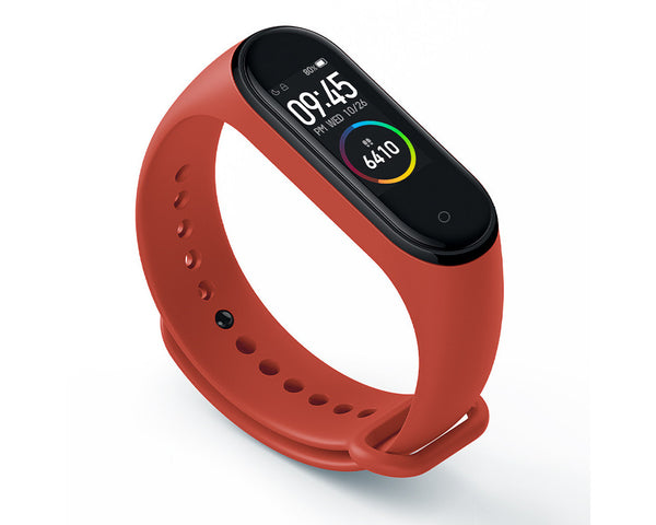 Mi Smart Band 3/4 Strap Orange (Correa de silicona naranja Mi Band 3 y 4) - Mi Store