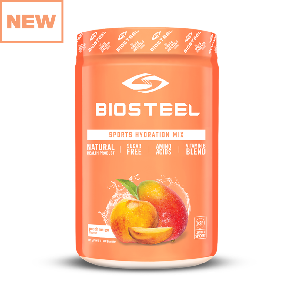 SPORTS HYDRATION MIX / PEACH MANGO