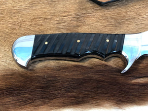Wild Meester professional hunter #1 - Early prototype - Buffalo Horn