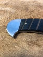 Load image into Gallery viewer, Wild Meester professional hunter #1 - Early prototype - Black Micarta