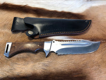 Load image into Gallery viewer, Professional Ranger knife #1 - Early prototype - Rose Wood