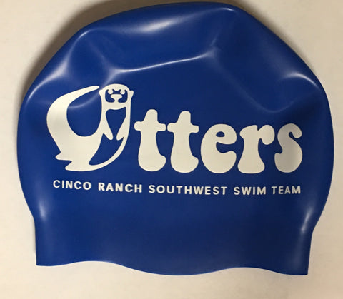 Cinco Southwest Otters Silicone Cap