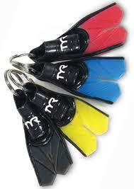 TYR Fin Key Chain