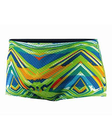 SWIM Rio Geo Mesh Drag Short