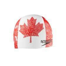 Speedo World Tour Silicone Cap - Canada
