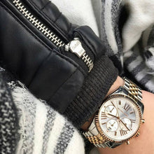 Michael Kors MK5735 Lexington Damenarmbanduhr mit Chronograph
