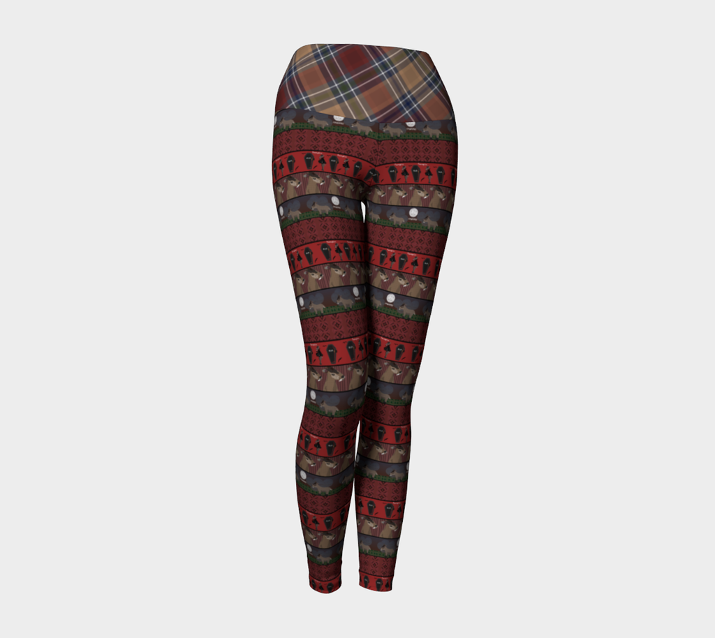 Fawnpire - Women's - Ecopoly Canadian Made Yoga Leggings