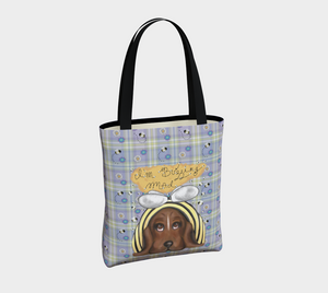 I'm Buzzing Mad - Tote Bag