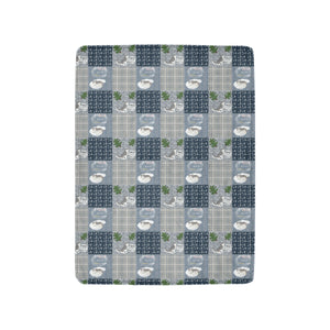 To the Moon and Back - Ultra-Soft Micro Fleece Blanket 30''x40''