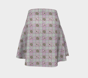 Buzzing Bees Blush - Skirt
