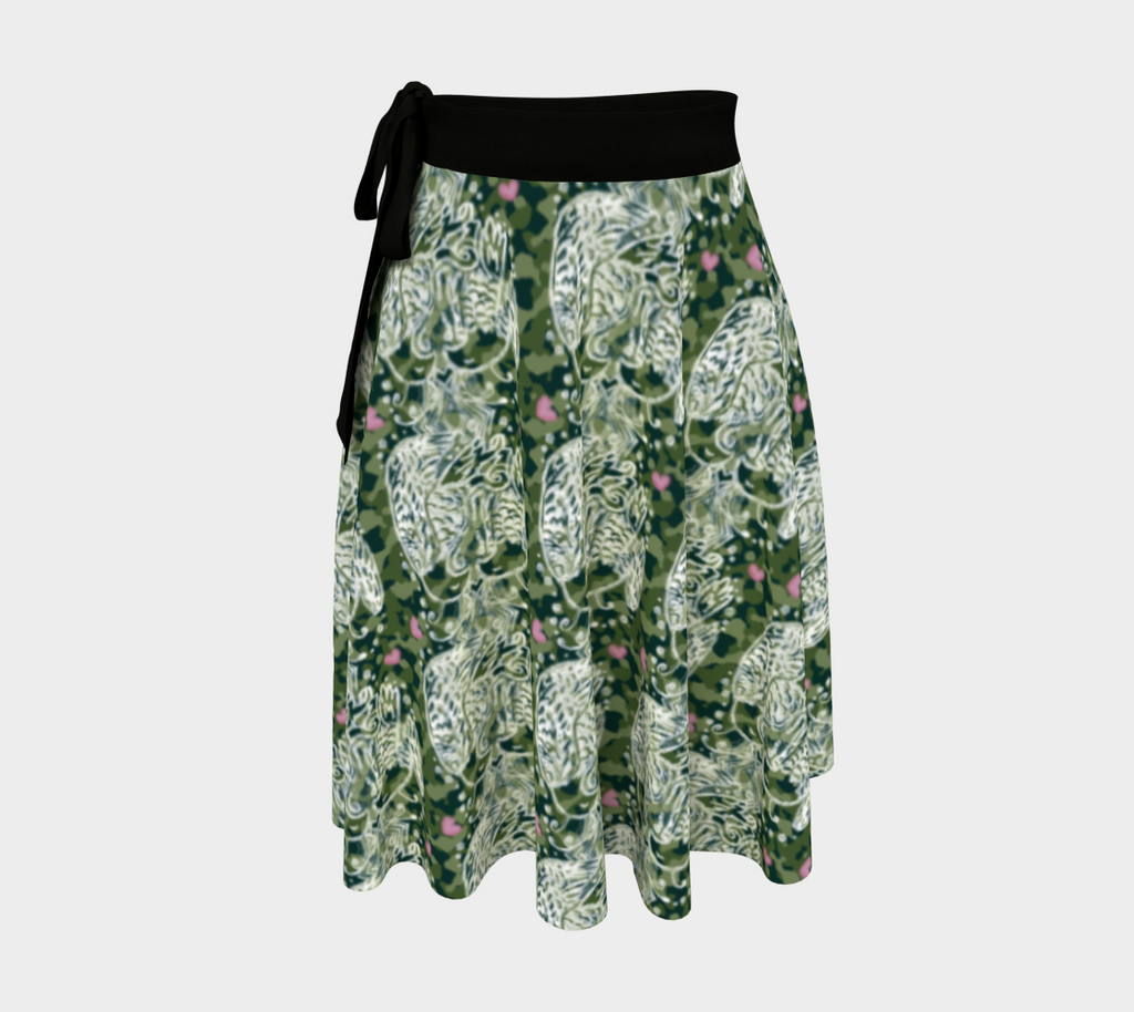 I've Fallen for You - Wrap Skirt