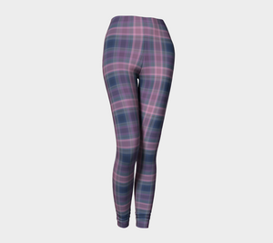 Ballet Beauty Plaid - Women's - Canadian Made Leggings