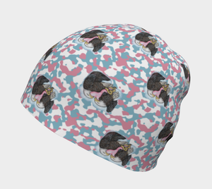 I've Fallen for You - Falling in Love Cloud Camo - Beanie