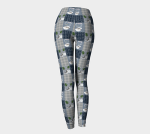 To the Moon & Back - Leggings