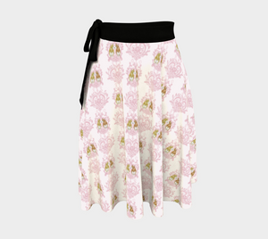 Butt I Love You - Wrap Skirt