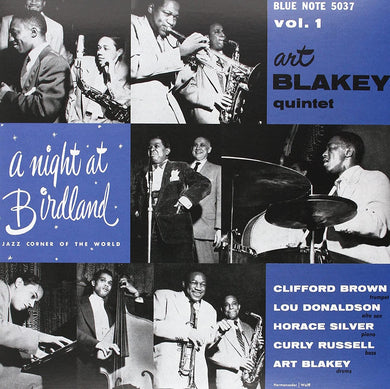 Art Blakey Quintet - A Night At Birdland Vol. 1 - 10
