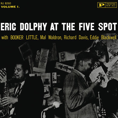 Eric Dolphy - At the Five Spot Volume 1