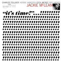 Load image into Gallery viewer, Jackie Mclean - It's Time (Tone Poet)