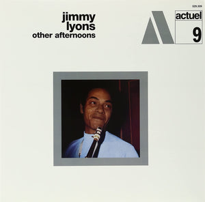 Jimmy Lyons - Other Afternoons