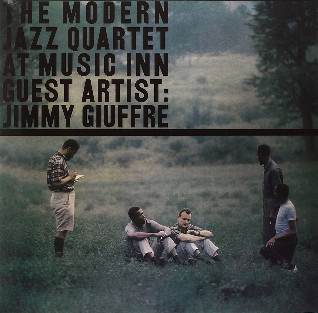 Modern Jazz Quartet - At Music Inn w/ Jimmy Giuffre - CLEAR VINYL