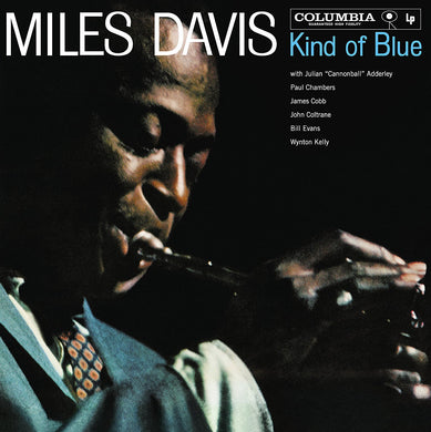 Miles Davis - Kind Of Blue - MONO