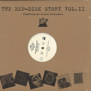 the ESP-Disk Story Vol. 2