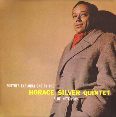 Horace Silver - Further Explorations by the Horace Silver Quintet - MONO