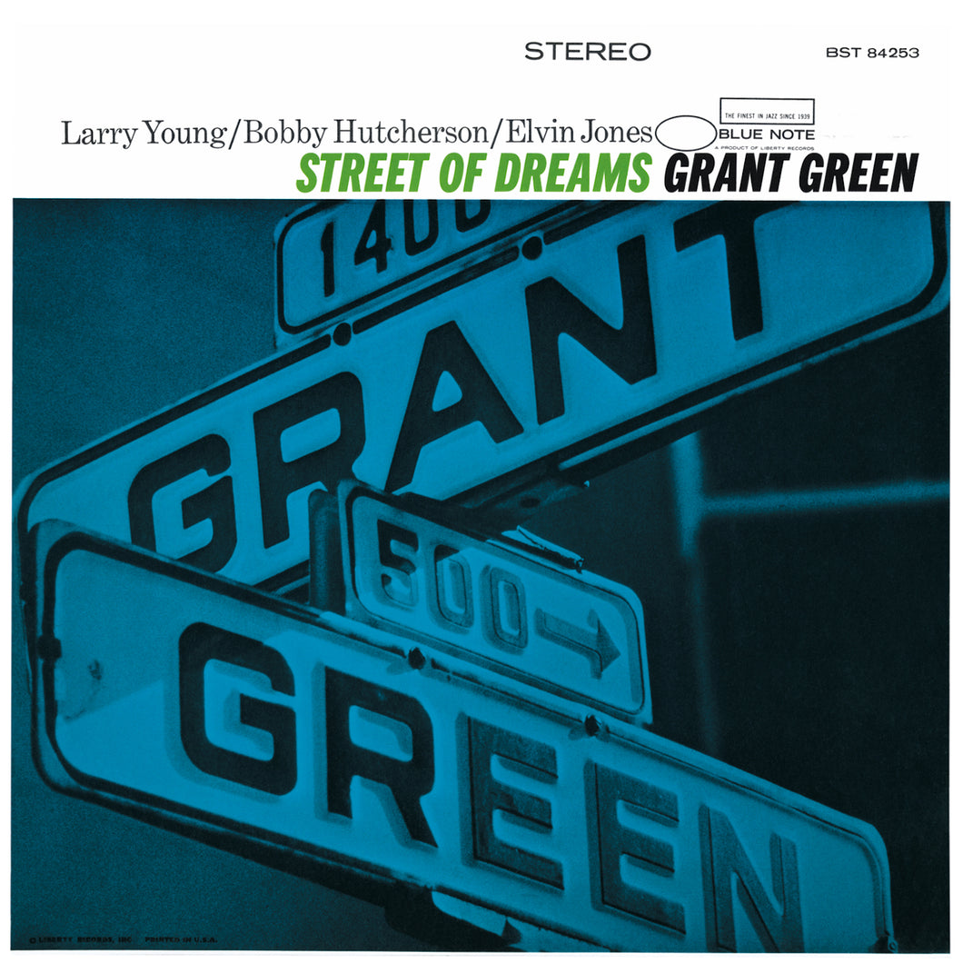 Grant Green - Street of Dreams