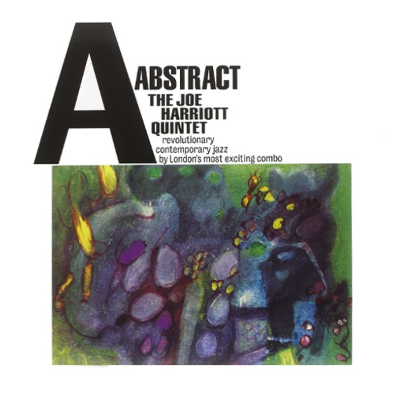 Joe Harriott Quintet - Abstract - CLEAR vinyl