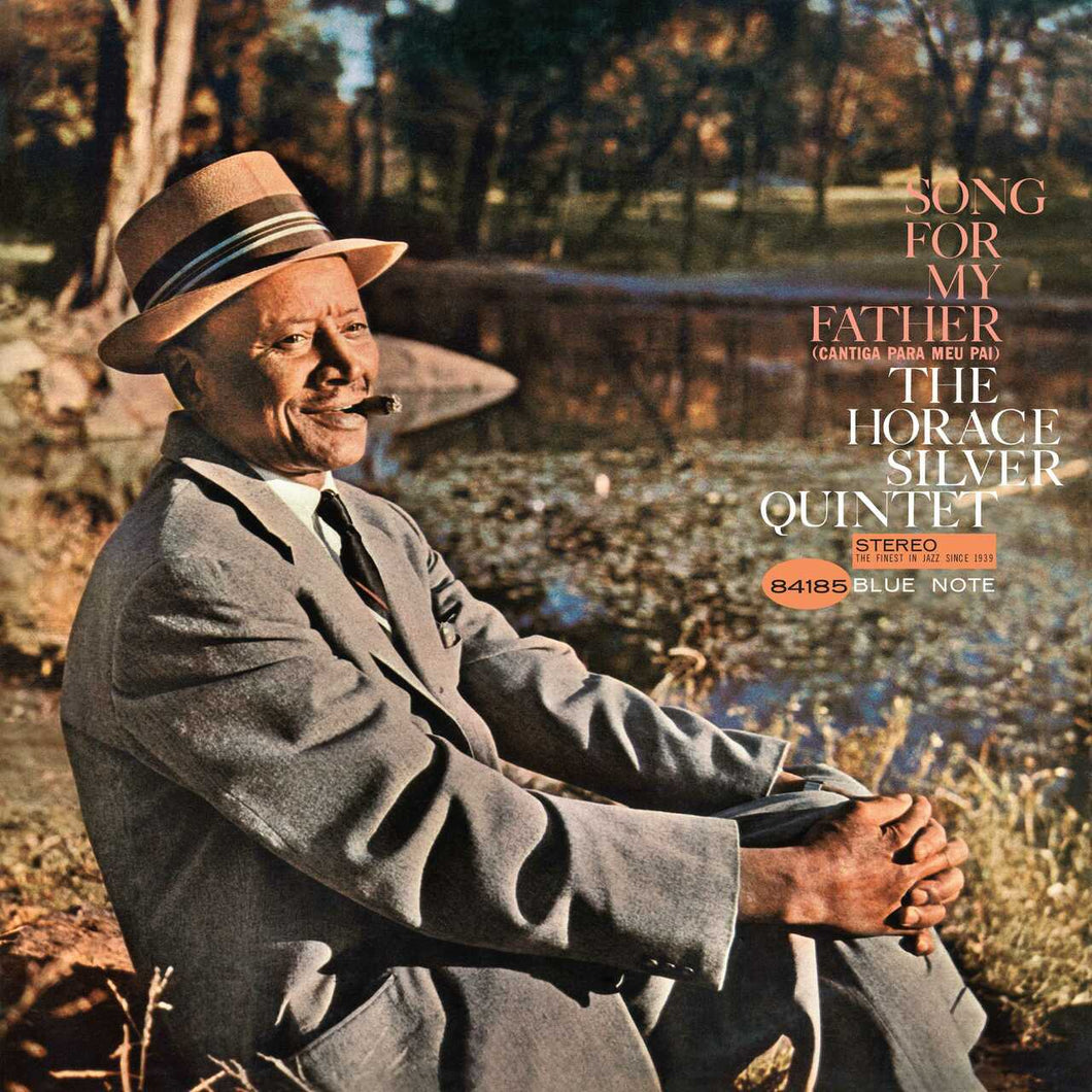 Horace Silver - Song For My Father (Blue Note Classic Vinyl issue)