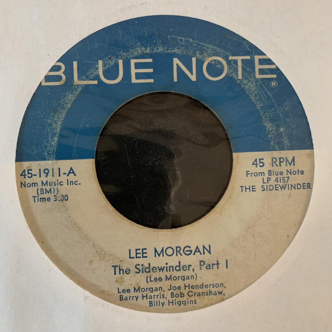 Lee Morgan - The Sidewinder - Original 7