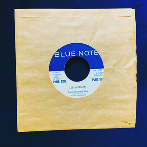 Lee Morgan - Sweet Honey Bee b/w Hey Chico - 7""