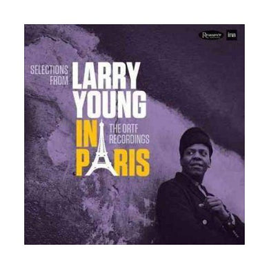 Larry Young - In Paris, Selections From