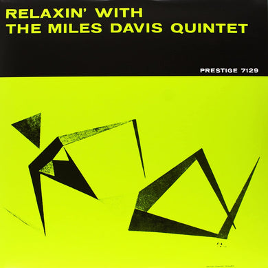 Miles Davis - Relaxin' with the Miles Davis Quintet - MONO