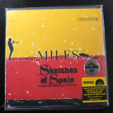 Miles Davis - Sketches of Spain - MONO