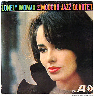 Modern Jazz Quartet - Lonely Woman - MONO