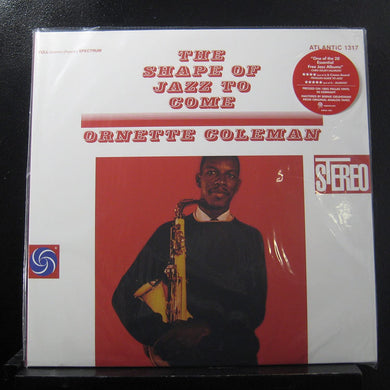 Ornette Coleman - the Shape of Jazz to Come (2LP version)