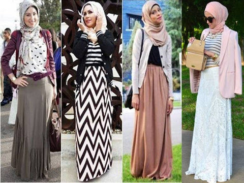 hijab abaya  femme voilées hijab tunique jilbeb mode modeste fashion  Qalam Dress Boutique