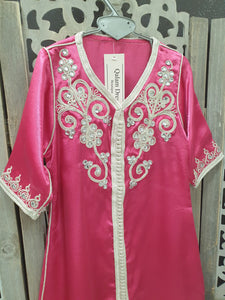 Caftan fille Candy girls
