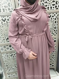 Robe Emilie Dress avec son hijab