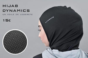 Le Hijab cagoule Sport - Syndeed