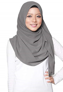 The maxi hijab latifa carrée