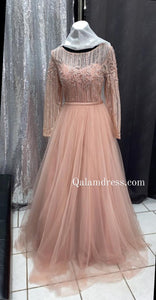 ROBE DE SOIREE  Tulle ASSIA